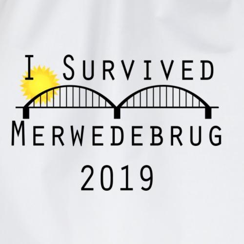 I Survived Merwedebrug 2019 - Gymtas