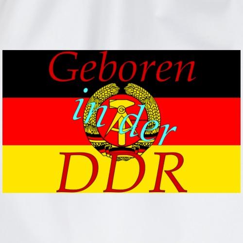 DDR - Turnbeutel