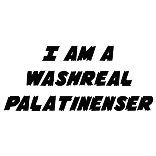 Washreal Palatinenser - Turnbeutel