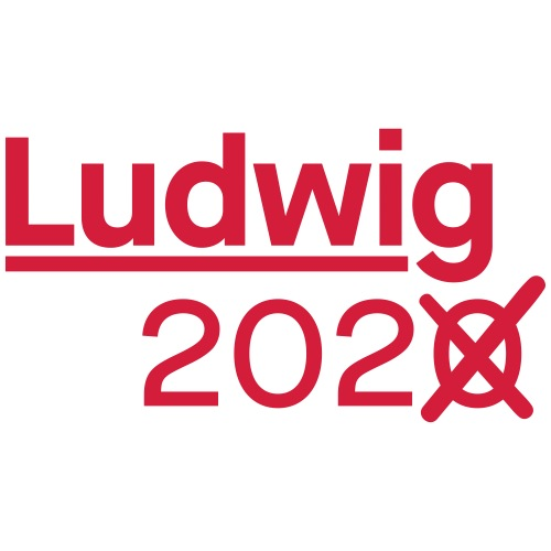 ludwig 2020 - Turnbeutel