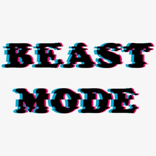 Beast Mode / Biest Modus - Turnbeutel