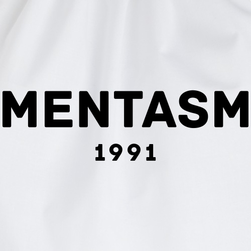 Mentasm 1991 - Turnbeutel