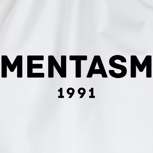 Mentasm 1991 - Turnbeutel