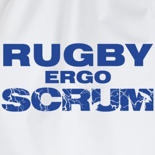 Marplo Rugbyergoscrum BLU - Sacca sportiva