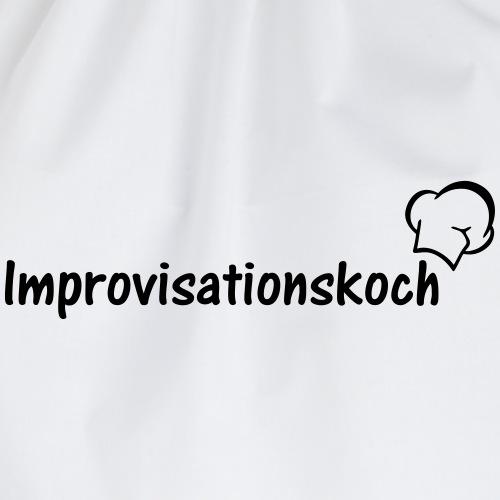 Improvisationskoch - Turnbeutel