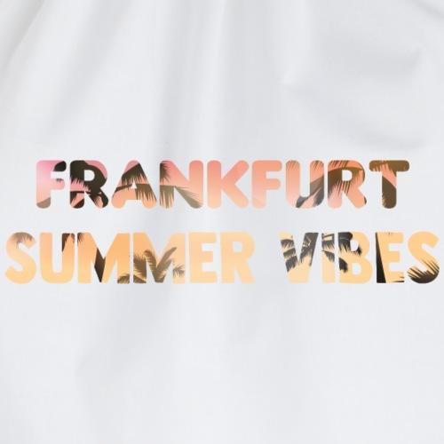 Frankfurt Summer Vibes - Turnbeutel