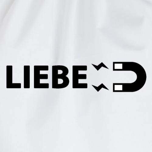 Liebes Magnet - mindStyler T-Shirt - Turnbeutel