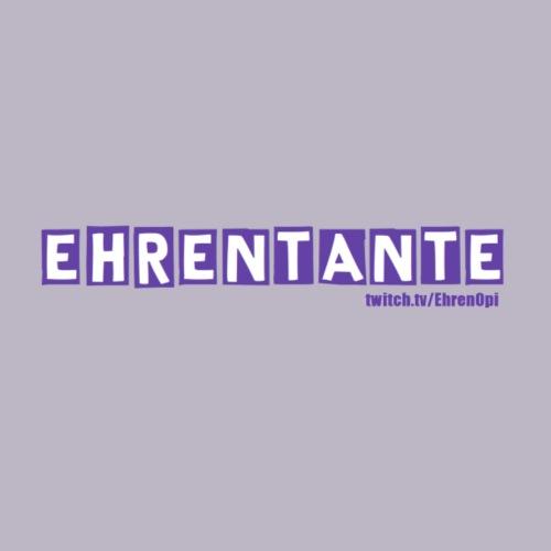 EhrenTante - Turnbeutel