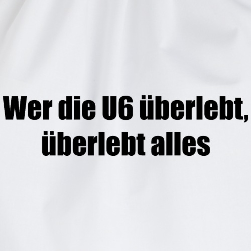 U6 - Turnbeutel