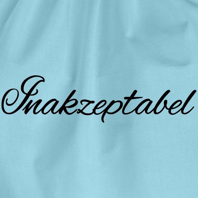 Inakzeptabel - Seven of Nine Spruch