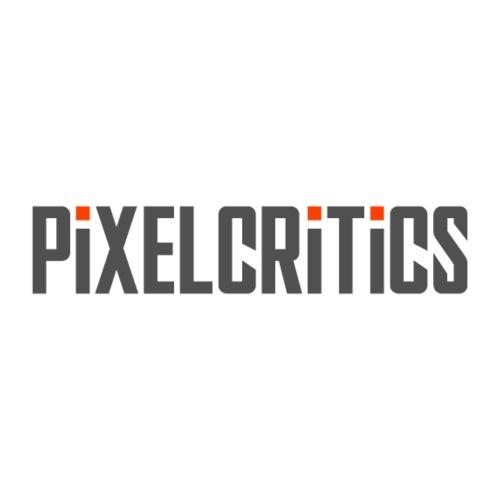 Pixelcritics Logo Dunkel