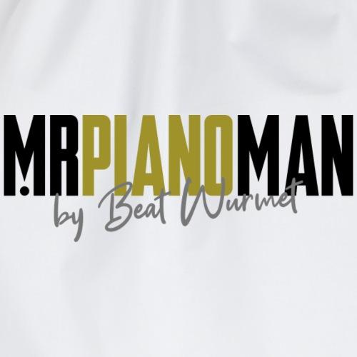 Mr Piano Man by Beat Wurmet