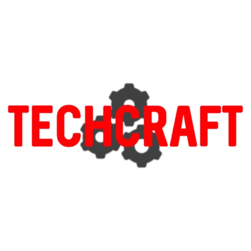 TechCraft - Turnbeutel