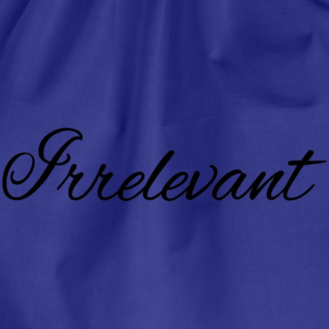 Irrelevant - Seven of Nine