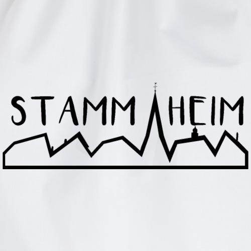 Stammheim_Skyline - Turnbeutel