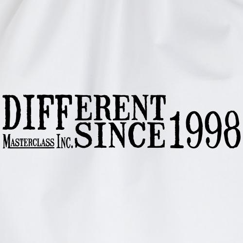 DifferentSince1988 - Turnbeutel