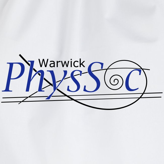 Official Warwick PhysSoc T Shirt