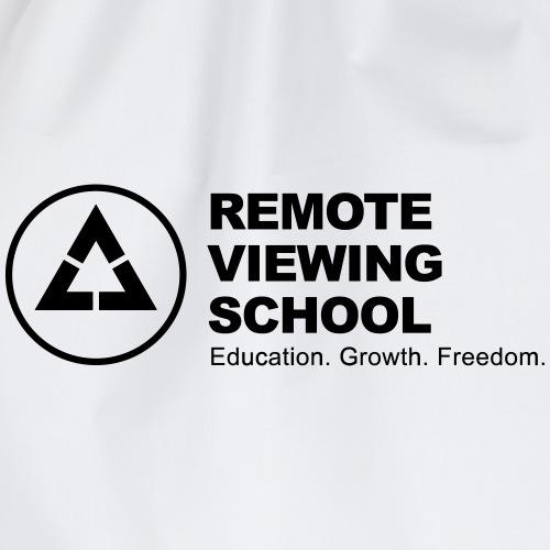Remote Viewing School - Turnbeutel