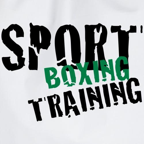SPORT BOXING TRAINING - Sac de sport léger