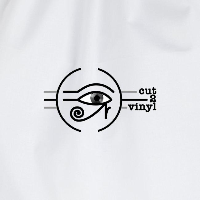 Cut2Vinyl with text