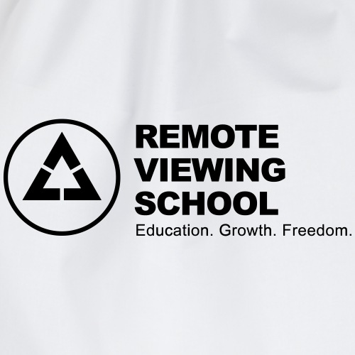 Remote Viewing School - Turnbeutel