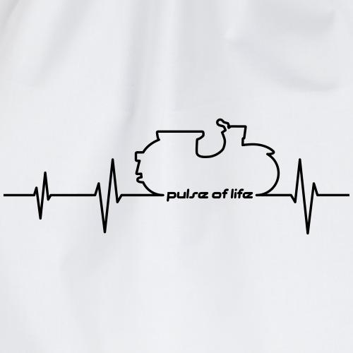 Schwalbe EKG - Pulse of Life - Drawstring Bag