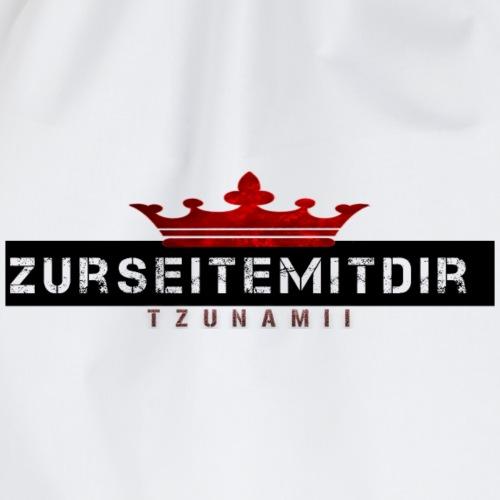 TZUNAMII ZSMD BlackLine - Turnbeutel