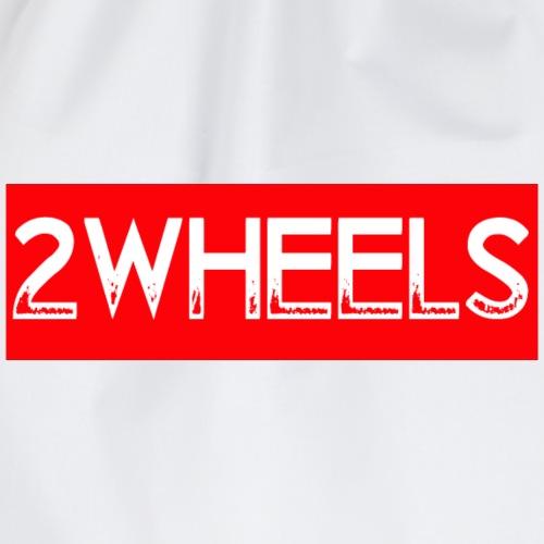 two wheels print - Turnbeutel