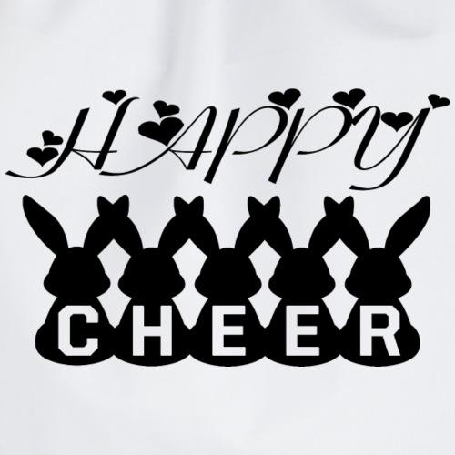 Happy Cheer - Turnbeutel
