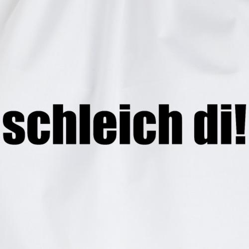 schleich di! - Turnbeutel