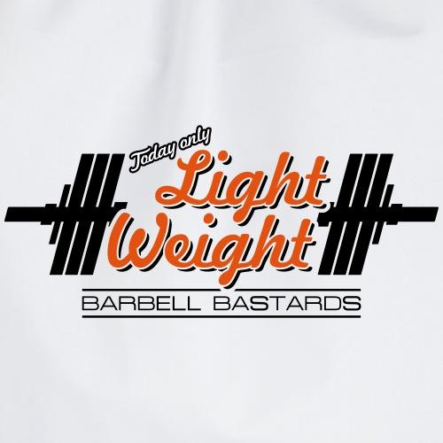 BarbellBastards Light Weight - Turnbeutel