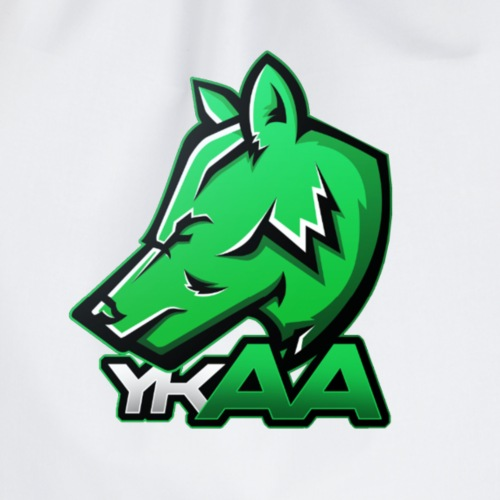 YKAA LIMITED GREEN - Turnbeutel