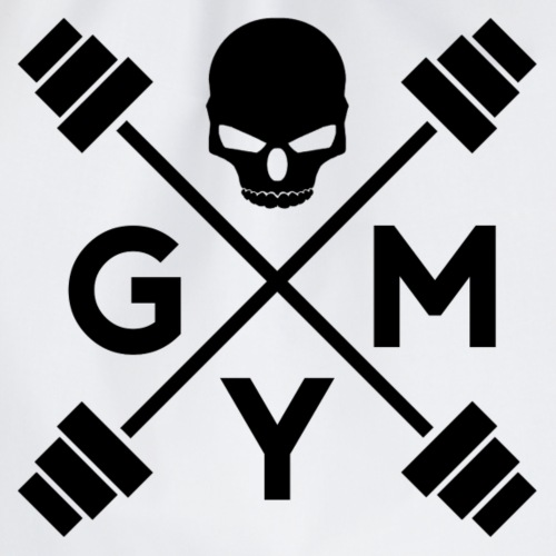 Gym Skull - Turnbeutel
