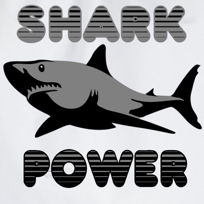 Shark Power Schwarz
