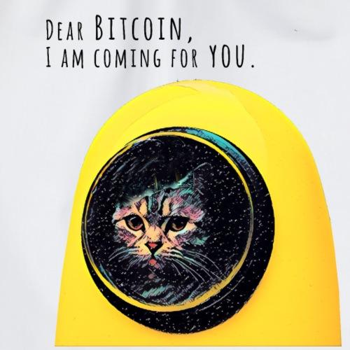 Dear Bitcoin - Sac de sport léger