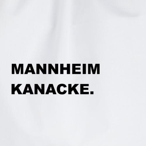 MANNHEIM KANACKE. - Turnbeutel