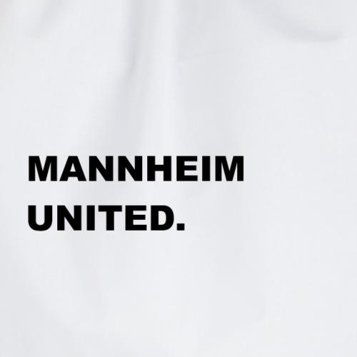 MANNHEIM UNITED. - Turnbeutel