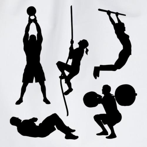 MUSCULATION - Sac de sport léger