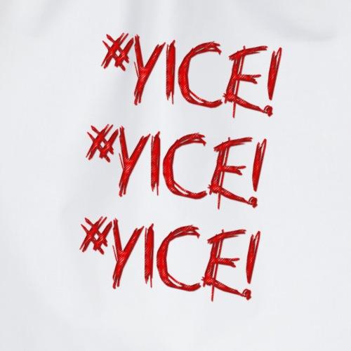 #yice! Shirt // 2CountBanschey - Turnbeutel