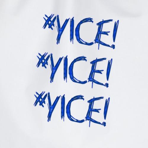 #yice! Shirt - 2CountBanschey - Turnbeutel