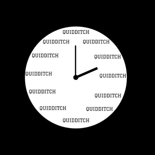 Time for quidditch! - Gymnastikpåse