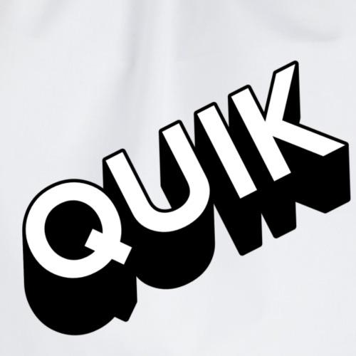 Quik Design 3 - Turnbeutel