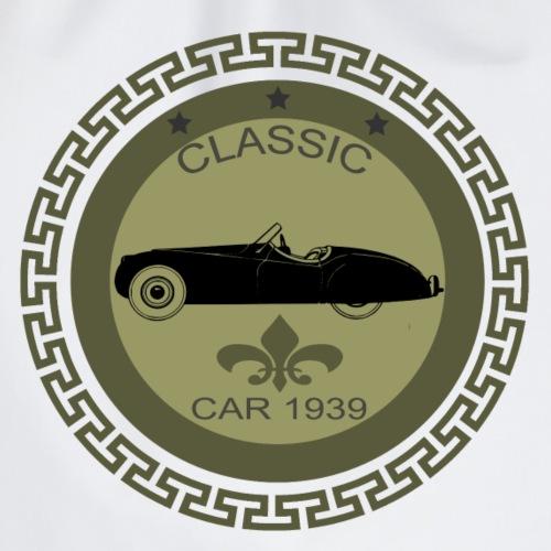 Classic car 1939 - Mochila saco