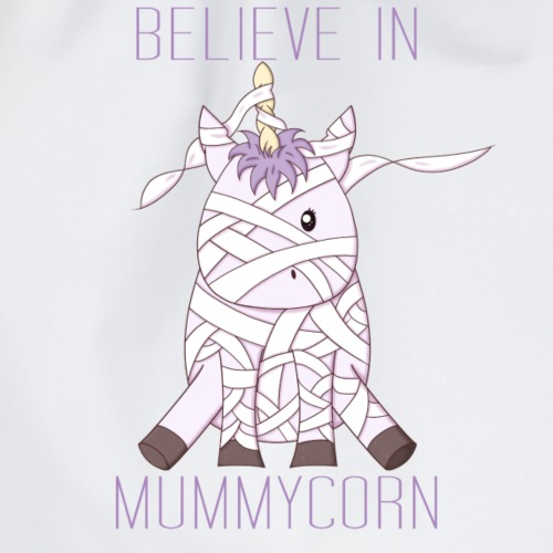 Believe in Mummycorn Purple - Sac de sport léger