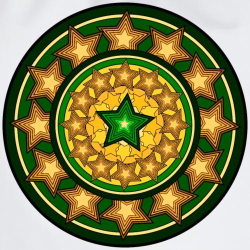 Sternenmuster - Turnbeutel