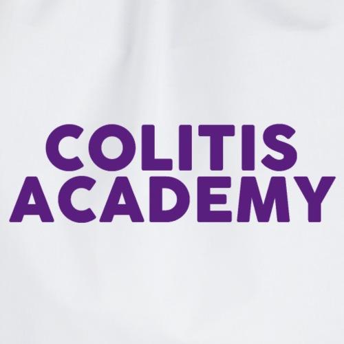 Colitis Academy Violet - Sac de sport léger