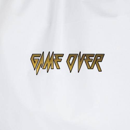 Golden Game Over - Sac de sport léger