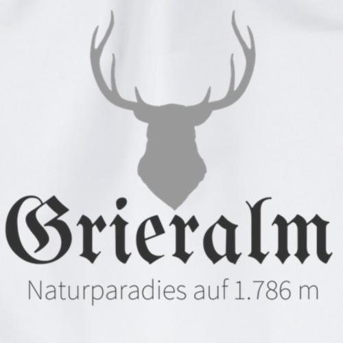 Grieralm - Turnbeutel