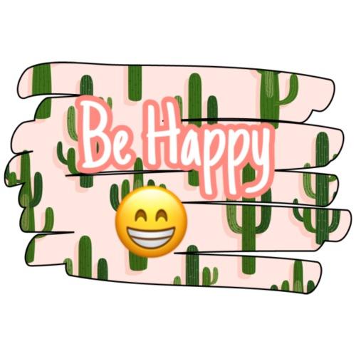 BE HAPPY - Mochila saco