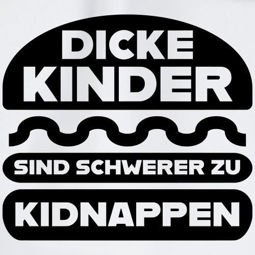 Dicke Kinder sind schwerer zu kidnappen